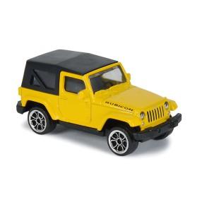 Majorette - Samochodzik Street Jeep Rubicon 2053051