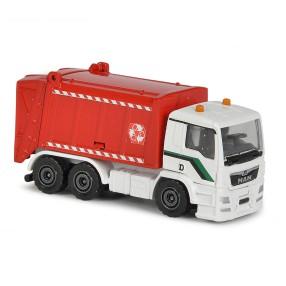 Majorette - Pojazdy miejskie Śmieciarka MAN TGS 2057500