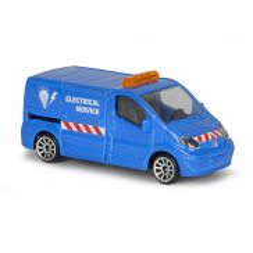 Majorette - Pojazdy miejskie Serwis elektryczny Renault Trafic 2057500