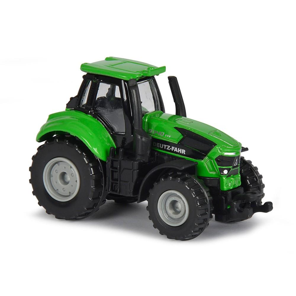Majorette - Maszyny rolnicze Traktor Deutz-Fahr 9340 TTV 2057400