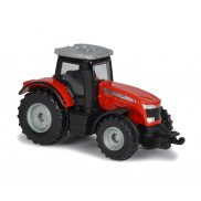 Majorette - Maszyny rolnicze Traktor Massey Ferguson 8737 2057400