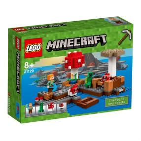 LEGO Minecraft - Grzybowa wyspa 21129
