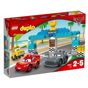 LEGO Auta 3 - Wyścig o Złoty Tłok 10857