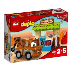 LEGO Auta 3 - Szopa Złomka 10856