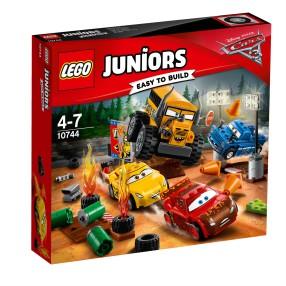 LEGO Auta 3 - Szalona ósemka w Thunder Hollow 10744