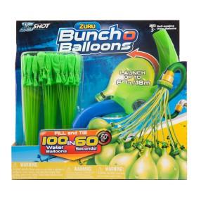 Bunch O Balloons - Wyrzutnia + balony Zielone 01241 C