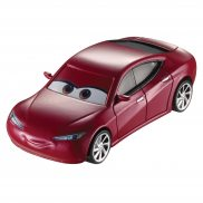 Mattel - Cars Auta 3 Samochodzik Natalie Certain DXV35