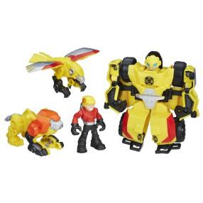 Playskool Transformers RBT - Rescue Team Drużyna Bumblebee C0296