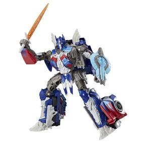 Hasbro Transformers MV5 - Ostatni Rycerz Premier Voyager Optimus Prime C1334