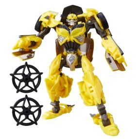 Hasbro Transformers MV5 - Ostatni Rycerz Premier Deluxe Bumblebee C1320