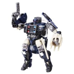 Hasbro Transformers MV5 - Ostatni Rycerz Premier Deluxe Barricade C1321