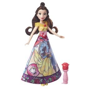 Hasbro Disney Princess - Księżniczka w magicznej sukience Bella B6850