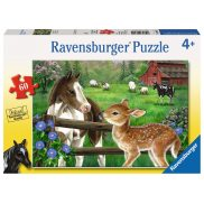 Ravensburger - Puzzle Nowi sąsiedzi 60 elem. 096251