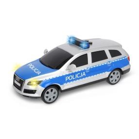 Dickie - SOS Patrol policyjny Samochód Audi światło dźwięk 3713000 B