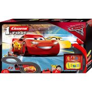Carrera 1. First - Disney Cars Auta 3 63010