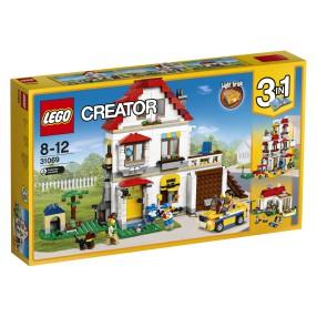 LEGO Creator - Rodzinna willa 3w1 31069