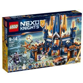 LEGO Nexo Knights - Zamek Knighton 70357