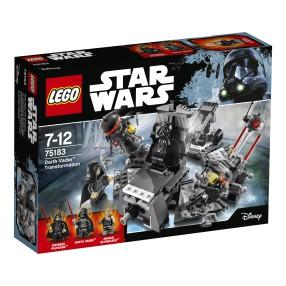 LEGO Star Wars - Transformacja Dartha Vadera 75183
