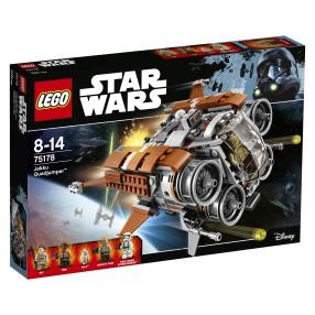 LEGO Star Wars - Quadjumper z Jakku 75178