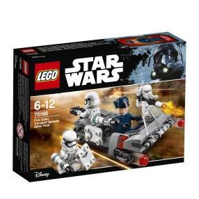 LEGO Star Wars - Śmigacz transportowy Najwyższego Porządku 75166