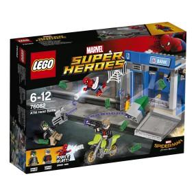 LEGO Super Heroes - Walka o bankomat 76082