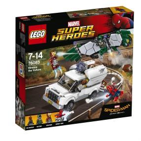 LEGO Super Heroes - Uwaga na Sępa 76083