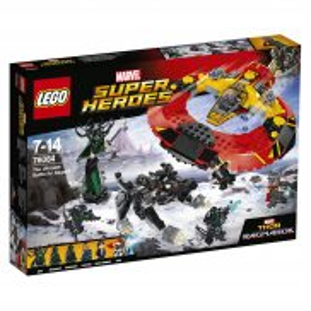 LEGO Super Heroes - Ostateczna bitwa o Asgard 76084