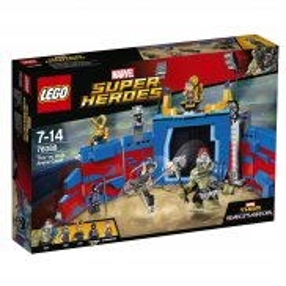 LEGO Super Heroes - Thor kontra Hulk: starcie na arenie 76088