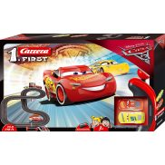 Carrera 1. First - Disney Cars Auta 3 63011