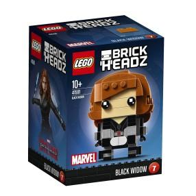 LEGO BrickHeadz - Black Widow 41591