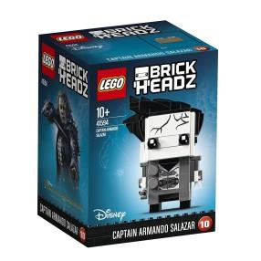 LEGO BrickHeadz - Captain Armando Salazar 41594