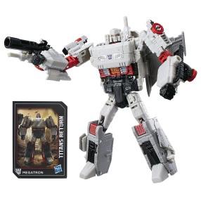Hasbro Transformers Generations - Figurka Megatron Prime i Doomshot C0275