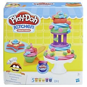 Play-Doh - Ciastolina Lukrowane ciasteczka B9741