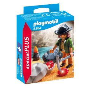 Playmobil - Psukiwacz minerałów 5384