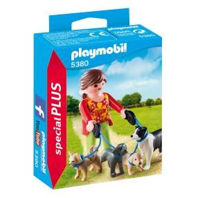 Playmobil - Opiekunka psów 5380