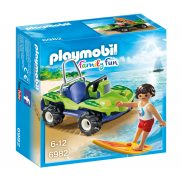 Playmobil - Surfer z buggy 6982