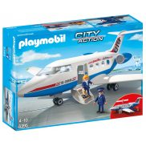 Playmobil - Samolot pasażerski 5395