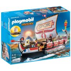Playmobil - Rzymska galera 5390