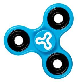 Trick Spin Fidge Spinner - Zabawka zręcznościowa Niebieski DKS8290