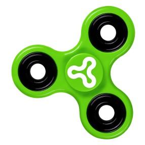 Trick Spin Fidge Spinner - Zabawka zręcznościowa Zielony DKS8290