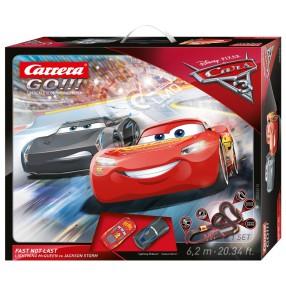 Carrera GO!!! - Cars Auta 3 Fast Not Last 62416
