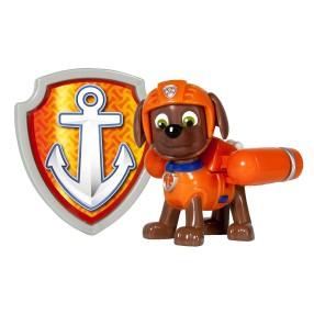 Psi Patrol - Figurka akcji z odznaką Zuma 20065053