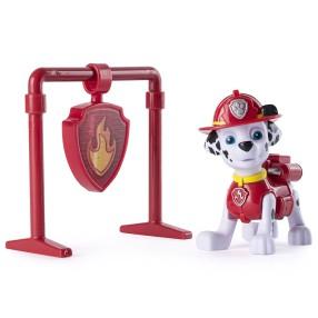 Psi Patrol - Figurka akcji z odznaką Marshall 20082983