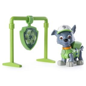 Psi Patrol - Figurka akcji z odznaką Rocky 20081835