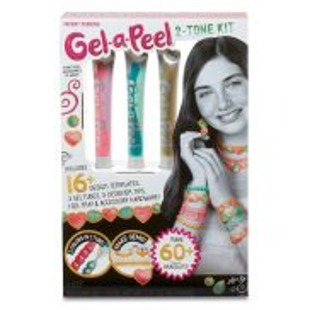 Gel-a-Peel - Zestaw Magiczny żel Trzypak Dwa odcienie 547839