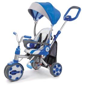 Little Tikes - Trójkołowy Rowerek Składany 5w1 Niebieski 643996