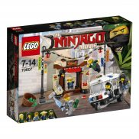 LEGO Ninjago Movie - Pościg w NINJAGO® City 70607