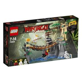 LEGO Ninjago Movie - Upadek Mistrza 70608