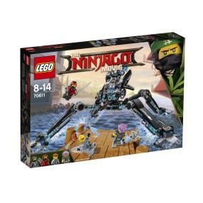 LEGO Ninjago Movie - Nartnik 70611