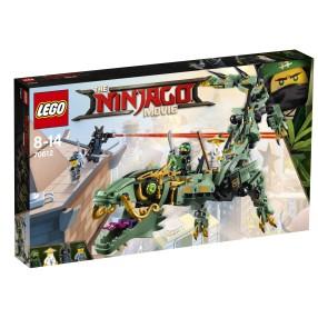 LEGO Ninjago Movie - Mechaniczny smok zielonego ninja 70612